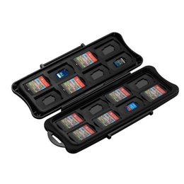 Wholesale Memory Card Case Protector Box - 32 in 1 Memory Card Game Card Holder Protector Storage Box case for Nintendo Switch NS Game Cards