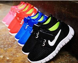 Wholesale Kids Sports Shoes Wholesale - New 2 to 10 years old fashion sneakers good quality children's shoes boys and girls casual kids sports shoes running shoes