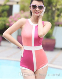 Wholesale Overall Teddy - pretty patchwork color ladies one piece new night club wear Sexy hot teddy bodysuit overall party costume pink Summer fashion outfits N163