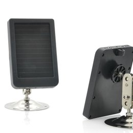 Wholesale Hunting Solar Charger - Wholesale-1500mAh Solar Charger Panel External Power Great for Wild Cameras Hunting Scouting Camera
