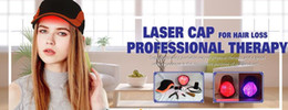 Wholesale Home Diode Laser Hair Removal - hair laser cap laser hair regrowth machine Best hair loss treatment for men 650nm 276 diodes diodes helmet for home use