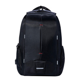 Wholesale Inches For Mini Laptop - Wholesale- KALIDI 15 inch Waterproof Men's Laptop Backpack Computer Rucksack Travel school Daily Bag for Macbook Dell Asus