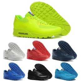 Wholesale Buttons Cushion - 2017 NEW Drop Shipping Wholesale casual Shoes Men Air Cushion 95 Sneakers Boots Authentic 2017 New Walking Discount Sports Shoes Size 40-45