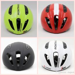 Wholesale Helmet Gear - 2017 ultra-light road bike pneumatic helmet. One-piece ride riding helmet riding a protective gear bicycle equipment