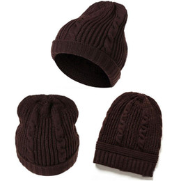Wholesale Active Shops - Free Shopping fashion winter hats for women and men Skullies beanies Knitting cap Girl Warm Winter Hat