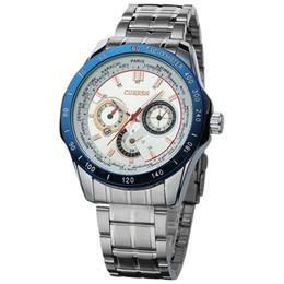 CURREN 8150 часы мужчины качество Марка военные наручные часы полный сталь мужчины спортивные часы водонепроницаемый Оптовая Relogio Masculino cheap wholesale curren sports watch steel от Поставщики оптовая торговля спортивная сталь