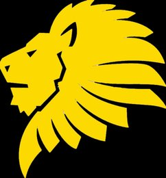 Wholesale lion wall decals - Wholesale 20pcs lot Lion Animal Funny Jdm Vinyl Decal Car Windshield Window Glass SUV Door Bumper Auto Parts Scratches Motorcycles Wall