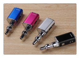 Wholesale Electronic Cigarette Kit Variable Voltage - Original Electronic cigarette iStick 10W Mini iStick battery kit box mod 1050mAh Variable Voltage 10W mod vape