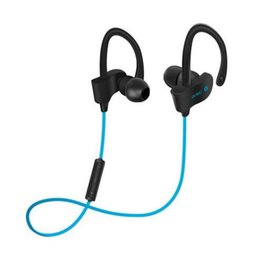Профессиональный спорт 4.1 Bluetooth наушники Беспроводные ухо крюк тип стерео гарнитура с регулятором громкости + микрофон для бега трусцой путешествия от Поставщики спортивные наушники bluetooth