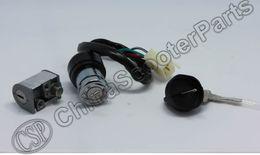 Wholesale Quad Lock - Wholesale- CFMOTO ignition key switch lock key CF500 CF188 500 500cc CF MOTO ATV QUAD part 9010-010000