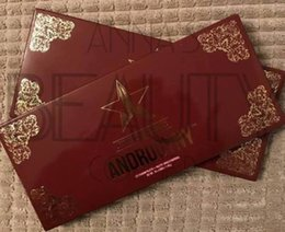 Wholesale Wholesale Glitter Items - 2017 NEW ITEM !Jeffree Star's ANDROGYNY 10 COLORS EYESHADOW PALETTE - Ready to free Shipping via dhl