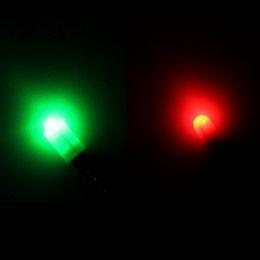Wholesale Glow Sticks For Fishing - Wholesale- 2PCS Electronic Light Sticks Night Fishing Float Rod Light Water Proof Fish Gathering Glow Lamp Lights Luminous Sticks for Net