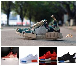 Wholesale Perfect Bowl - 2017 Hot R1 Primeknit PK Perfect Authentic Running Sneakers Fashion Running Shoes Runner Primeknit Sneakers