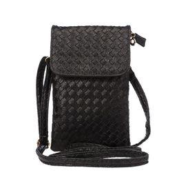 Wholesale Iphone Cross Wallet - 5.7inch Universal Phone Pouch Cross-body Shoulder Bag Clutch Purse Wallet Case for iphone 7 plus Galaxy S8 Women Wallet case