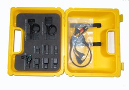 Wholesale Launch Obd Connector - 100% Original Launch x431 PRO All Full sets of Standared OBD-II Adaptors OBD II Cables OBD Cable OBD2 Connectors OBD 2 Connecter
