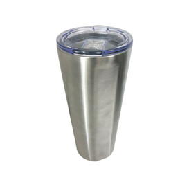 Wholesale 24 Oz Mugs - Corkcicle Tumbler-Classic Collection-Triple Insulated Travel Mug, 24 oz Matte Blue Steel Stainless Steel