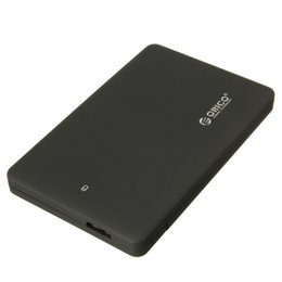 Wholesale Wholesale Hdd Cover - Wholesale- ORICO High Speed USB 3.0 Port 2.5 Inch SATA External HDD HD Case Hard Drive Disk Protective Cover HDD Enclosure Storage Case
