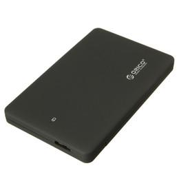 Wholesale External Hard Drive Case Cover - Wholesale- ORICO High Speed USB 3.0 Port 2.5 Inch SATA External HDD HD Case Hard Drive Disk Protective Cover HDD Enclosure Storage Case