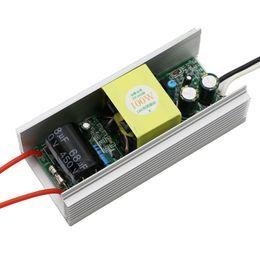 Wholesale High Power Led Driver Chip - High Quality 100W 3000mA 3A LED Driver DC 30V - 36V Power Supply Transformer For 100w LED Chip DIY