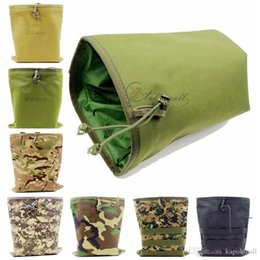 Wholesale Magazine Dump Pouch - Survival Gear Tactical Pouches Molle Pouches Magazine DUMP Ammo Drop Utility Pouch Bag, Outdoor Waist Bag Tool Pouch Travel Pouch
