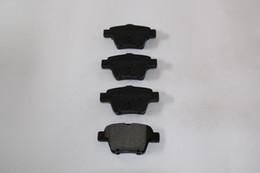 Wholesale Peugeot Auto Parts - Auto Parts automobile Brake Pads GDB1620 for peugeot