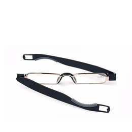 Wholesale Mens Reading Glasses - Wallet Reading Glasses with Case, Credit Card Size Emergency Reading Glasses Carry in Your Purse, Nose Resting spectacles For Mens Women