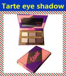 Wholesale Long Lasting Glitter Eyeshadow - In stock tarte tartelette tarte cosmetics eyeshadow palette shimmer Glitter palette eye shadow By Tarte High Performance Naturals
