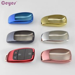 Wholesale Mercedes Benz Remote - Car Accessories key shell remote cover for Mercedes Benz E Class W213 2017 key cover Car Styling