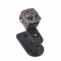 Wholesale micro camera hd night vision - Wholesale- 1080P Mini Camera Recorder SQ8 SQ9 720P Camcorder Audio Video Camcorder Infrared Night Vision HD Micro T