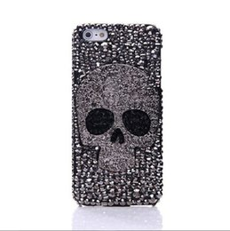 Wholesale Skull Phone Iphone Cases - Fashion Samsung Cell phone Cases Best Skull and crossbones Phone Cover case for Iphone Samsung S7 S6 edge