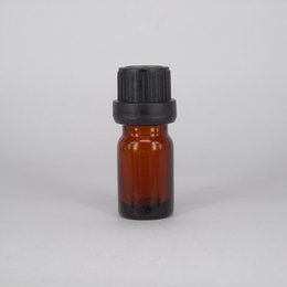 Wholesale Bottles For Medicine - Wholesale 5 ml amber pharmaceutical tubular glass vial small glass bottle for medicine ,on sale free shipping