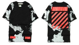 Wholesale Military Shirts Army Green - OFF WHITE C O 13 Trend T-shirts Men Women Fashion Summer Brand Clothing Skateboard Military Army Camouflage Hip Hop T Shirts