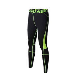 Wholesale Men S Sports Trousers - new fashion man tight trousers sports trousers Wholesale price size S,M,L,XL