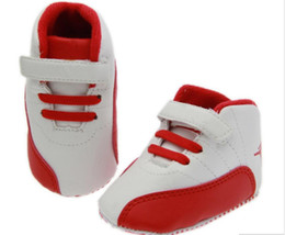 Wholesale Toddler Prewalker Shoes - Soft Sole Toddler Shoes New Fashion Baby First Walkers Shoes Prewalker Baby sports shoes