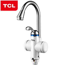 Wholesale Instant Electric Faucet - TCL electric heating faucet, instant hot kitchen, fast hot, fast thermal electric head, safe and energy-saving, factory direct sales