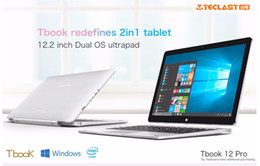 "Wholesale G Headphones China - Teclast Tbook16 Pro 2 in 1 Ultrabook 11.6"" 1920*1080 IPS Screen Intel X5 Z8300 Dual OS Windows 10+Android 5.1 4GB+64GB Tablet PC"