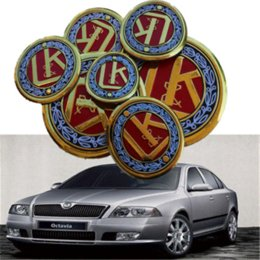 Wholesale Modified Sticker Cars - Special modified retro car stickers L & K Limited Edition car stickers for Octavia A5A7 Fabia Superb