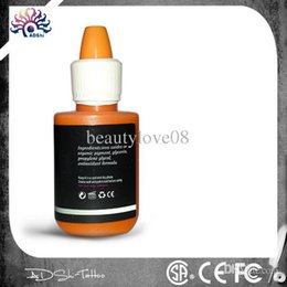 Wholesale professional permanent makeup eyebrow inks - New 1 Bottle 302 TAUPE 10ML  professional permanent makeup eyebrow lip tattoo micro mix pigment ink free shipping