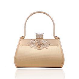 Wholesale Princess Trunk - Wholesale- European And American Fashion Handbags Pageant Princess Bride Bag Evening Bags Wedding Package Clutch Bag Party Evening Handbag