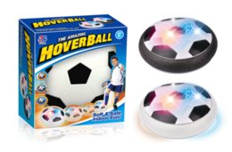 Wholesale Light Up Football Toy - Creative LED Light-up Suspension Football Indoor Sport Levitate Toys Air Power Electric Soccer Ball Toy For Parent-child Kids Boy