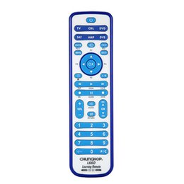 telecomando universale aux Sconti Commercio all'ingrosso-Top Offerte CHUNGHOP copia Combinational Universal Learning Remote Control per TV / SAT / DVD / CBL / DVB-T / AUX 3D SMART TV CE 1 PZ L660