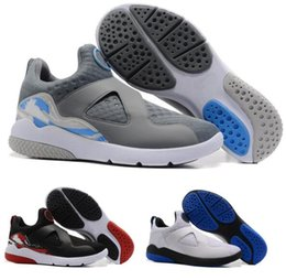 Wholesale Sport Shoes Discount China - Discount Retro 8 Men Running Shoes 8s Red Tennis Training Shoes High Quality Mens Man Homme Sport China Brand Athletic Sneakers Size 40-46