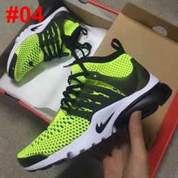 Wholesale Shoes Woman Color Nude - New Color 2017 Presto Ultra Olympic BR QS Women Men Running Shoes NAVY RED GOLD Fashion Casual Walking Airs Sports Sneakers Size 5-11