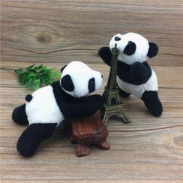 Wholesale Large Fridge Stickers - Large panda doll, three-dimensional Plush fridge, magnetic stickers, home decorations, Sichuan, Chengdu tourism souvenirs