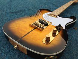 Wholesale Guitar Haggard - Wholesale-High quality Merle Haggard signature TL electric guitar Tuff Dog electric guitar ,korean made tuning