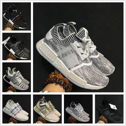 Wholesale Kicking Boxing - Wholesale Cheap NMD RUNNER R1 PK Nice Kicks Primeknit-Ultra-Boost Turtle-Dove Spider-Man Sneaker Men's & Women's Lover's Running Sport Shoes