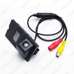 Wholesale Discovery Land - FEELDO Car Reverse Rear View Camera for Land Rover Freelander 2 Discovery 3 4 Range Rover Sport #1281