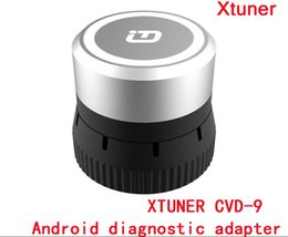 Wholesale Universal Truck Diagnostic Tools - 2017 New Arrival Xtuner CVD-9 Professional Universal Bluetooth Diesel Truck Diagnostic Tool For Android Heavy Duty Code Scanner