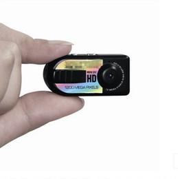 Wholesale Hd Cameras Miniature - Wholesale-FREE SHIPPING New arrival Smallest Full HD Mini DV DVR Camera Camcorder Q5 miniature camera infrared night vision camera shoot