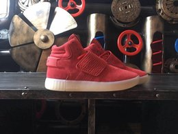 Wholesale Strap Women Sale - Adidas Originals 2017 Tubular Invader Strap Kanye West Yeezy 750 Boost Cheap Wholesale Newest Sneaker Footwear Hot Sale High Quality